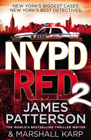 NYPD Red 2 de James Patterson