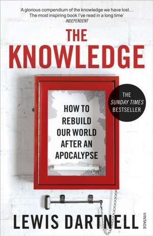 The Knowledge de Lewis Dartnell
