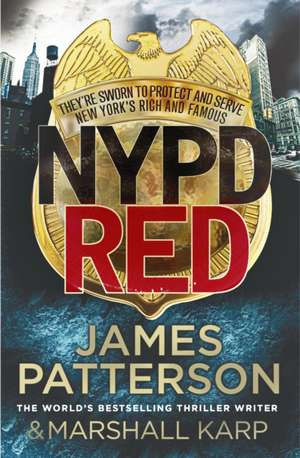NYPD Red de James Patterson