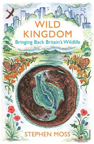 Wild Kingdom de Stephen Moss