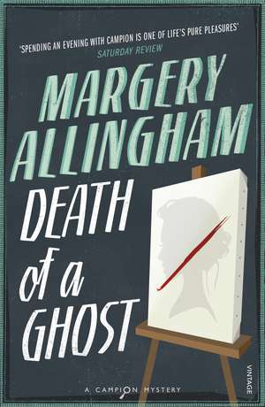 Death of a Ghost de Margery Allingham