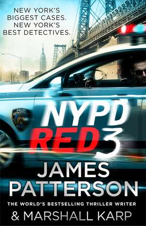 NYPD Red 3 de James Patterson