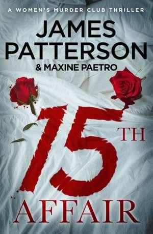 15th Affair de James Patterson