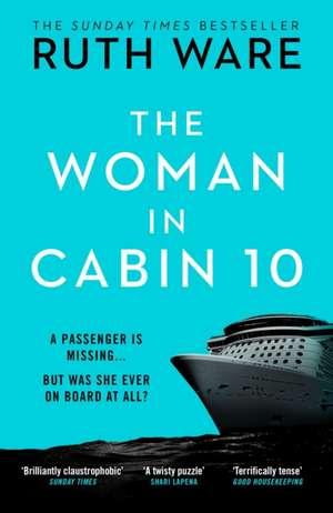 The Woman in Cabin 10 imagine