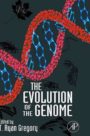 The Evolution of the Genome de T. Ryan Gregory