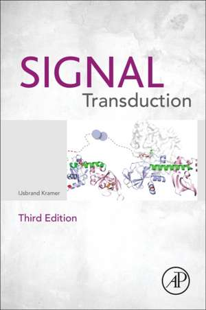 Signal Transduction de ljsbrand M. Kramer
