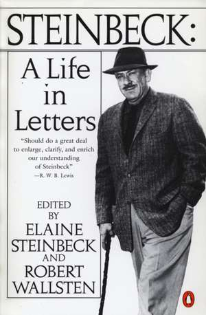 Steinbeck:  A Life in Letters de Elaine Steinbeck