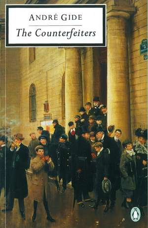The Counterfeiters de Andre Gide