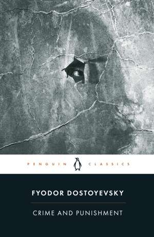 Crime and Punishment de Fyodor Dostoyevsky