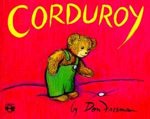 Corduroy / Nasturel