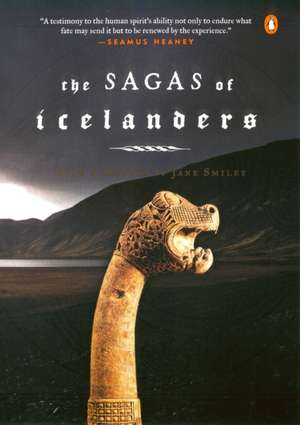 The Sagas of the Icelanders de Jane Smiley