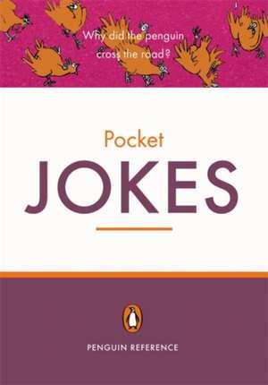 Penguin Pocket Jokes imagine