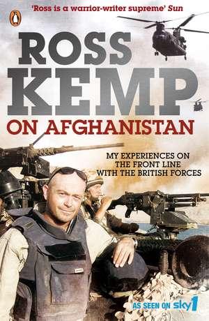Ross Kemp on Afghanistan imagine