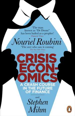 Crisis Economics imagine