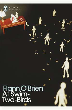 At Swim-two-birds de Flann O'Brien