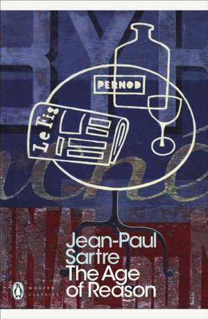 The Age of Reason de Jean-Paul Sartre