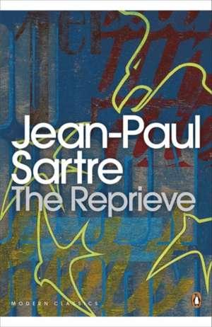 The Reprieve de Jean-Paul Sartre