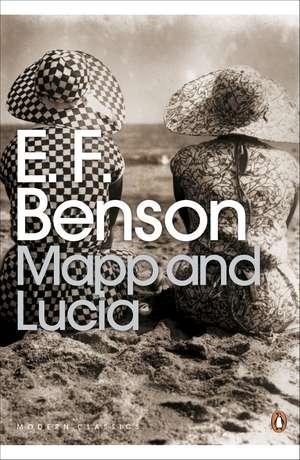 Mapp and Lucia de E. F. Benson