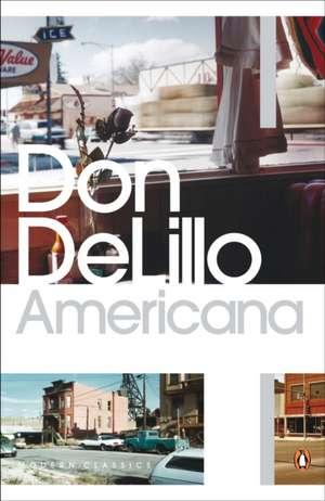 Americana de Don DeLillo