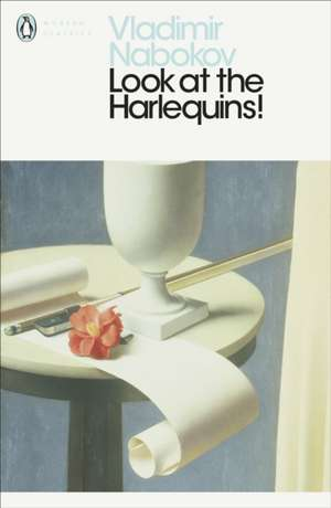 Look at the Harlequins! de Vladimir Nabokov