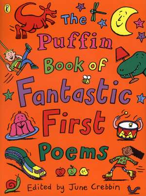 The Puffin Book of Fantastic First Poems imagine