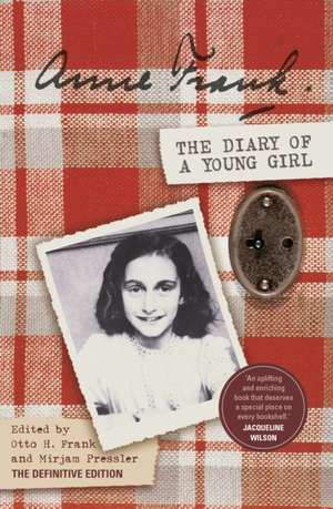 Diary of a Young Girl: Anne Frank de Anne Frank
