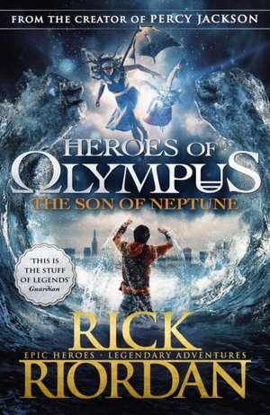 The Son of Neptune de Rick Riordan