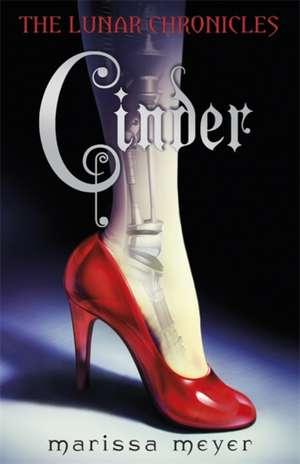 Cinder : The Lunar Chronicles vol 1 de Marissa Meyer