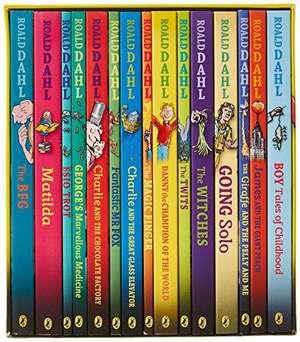 15 Copy Story Collection de Roald Dahl