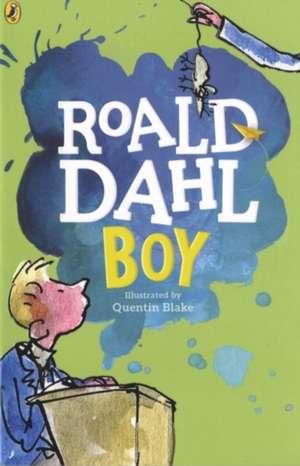 Boy: Tales of Childhood de Roald Dahl