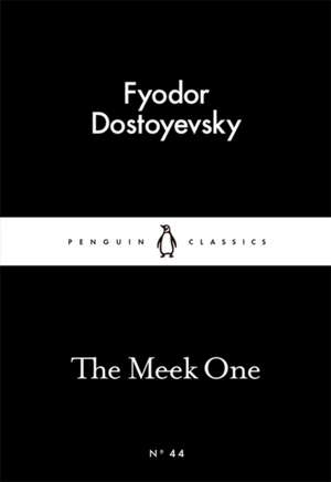 The Meek One de Fyodor Dostoyevsky