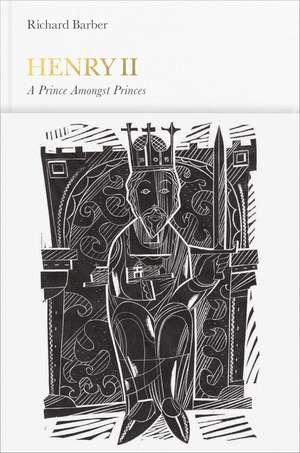 Henry II (Penguin Monarchs)