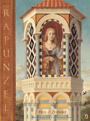 Rapunzel de Paul Zelinsky