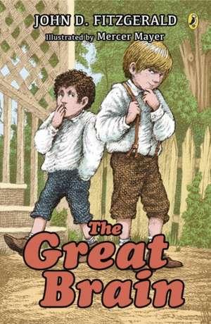 The Great Brain de John D. Fitzgerald