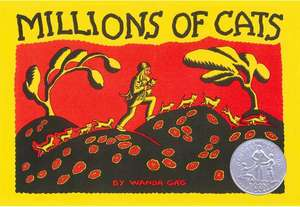 Millions of Cats de Wanda Gag