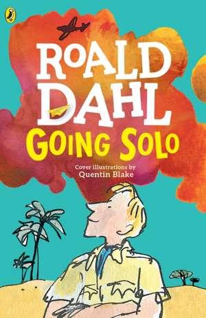 Going Solo de Roald Dahl