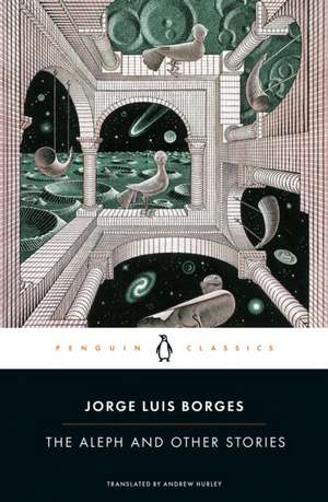 The Aleph and Other Stories de Jorge Luis Borges