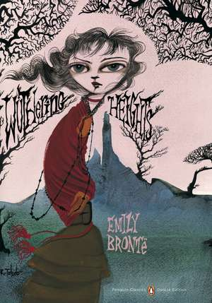 Wuthering Heights: Penguin Classics Deluxe Edition de Emily Bronte