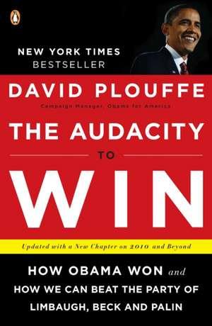 The Audacity To Win imagine