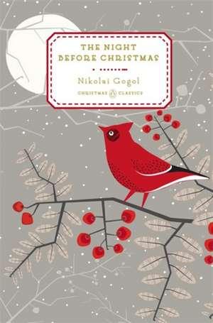 The Night Before Christmas de Nikolay Gogol