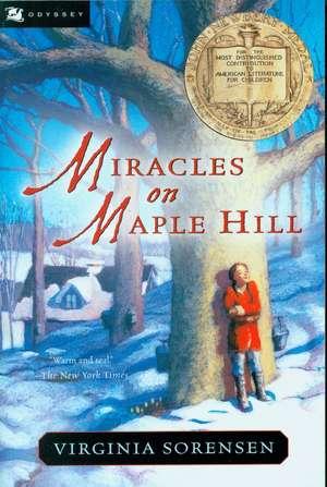 Miracles on Maple Hill de Virginia Sorensen