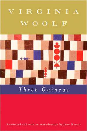 Three Guineas (Annotated) de Virginia Woolf
