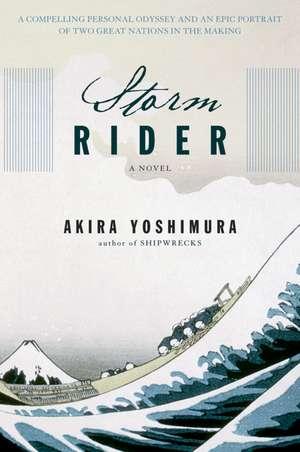 Storm Rider de Akira Yoshimura