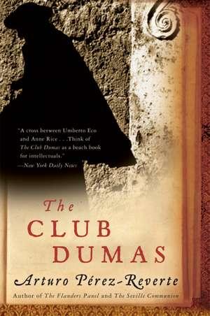 The Club Dumas de Arturo Perez-Reverte