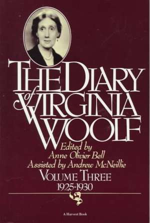 The Diary Of Virginia Woolf, Volume 3