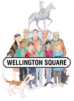 Wellington Square - Reinforcement Readers Level 4 (4) de John Talbot