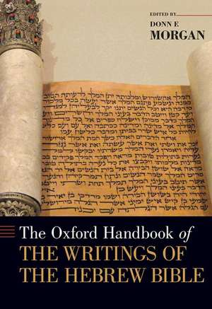 Image of The Oxford Handbook of the Writings of the Hebrew Bible
