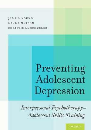 Preventing Adolescent Depression