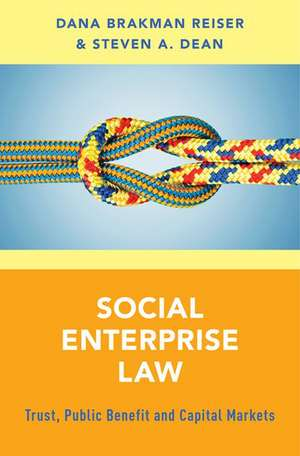 Social Enterprise Law
