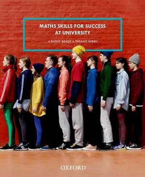 Maths Skills for Success at University